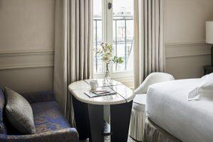 Sofitel Le Scribe Paris Opéra Superior Room